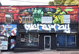 2016 september thomas altfather good backstory the building that houses the nyc arts cypher organization home to a group of talented mural artists my guess would be they dream in colour