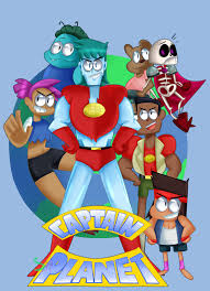 Captain Planet Meme - ok k o lets be heroes with captain planet by sir0venomous0art on