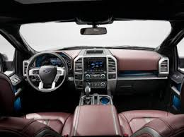 Ford F250 Platinum Interior See 2018 Ford F 150 Color Options Carsdirect