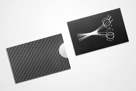 Interesting Business Card Designs 5 Fresh Ingenious Business Card Concepts Agbeat