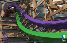 X Flight At Six Flags New For 2016 Roller Coasters Theme Parks U0026 Attractions Forum