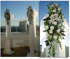 wedding backdrop ideas with columns church wedding decor wedding ceremony decoration ideas