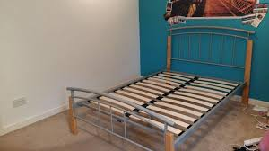 4 Foot Bed Frame 4 Foot Bed Condition Frame And Useable Matteress Small