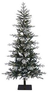 lightly flocked christmas tree tree classics flocked christmas trees