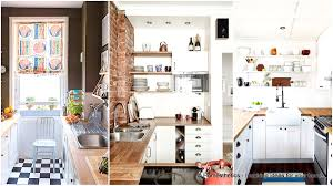 Small L Shaped Kitchen by 19 Beautiful Showcases Of U Shaped Kitchen Designs For Small Homes