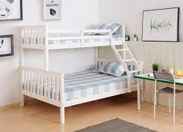 3ft Bunk Beds Westwood Bunk Bed Wooden Frame Children Sleeper No