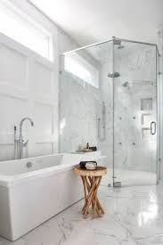 Stunning Mozaic Tiled Wall Bathroom Bathroom Magnificent Old Home Depot Corner Shower With Stainless