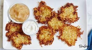 potato pancake grater crispy potato latkes recipe purewow