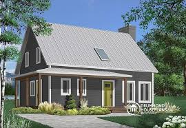 Transitional Style House - house plan w2571 detail from drummondhouseplans com