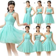 mint green bridesmaid dress mint green bridesmaid dress design chiffon country style