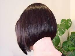 bob haircuts same length at back short bob hairstyles back view redhothair com short hair back
