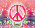peace sign screensavers