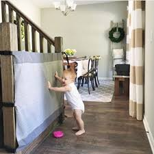 stair barriers for babies u0026 pets child safety gate for stairs