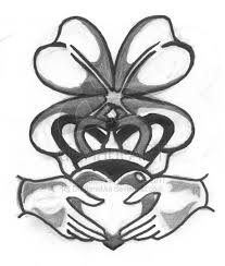 claddagh tattoos designs and ideas page 14