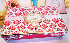 indian wedding card box floral motif invitation wedding cards wedding invitation card
