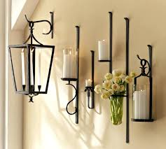 Wrought Iron Chandelier Uk Sconce Black Metal Wall Candle Holder Metal Wall Candle Holders