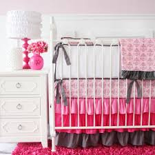 Damask Crib Bedding Sets Caden Ikat Crib Bedding Bed Furniture Decoration Curtain Ideas