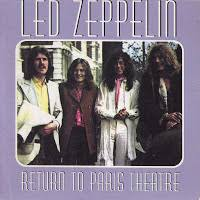 led zeppelin lava l reliquary led zeppelin 1971 04 01 return to paris theatre sbd
