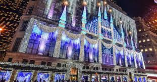 things to do in nyc with during the holidays windows