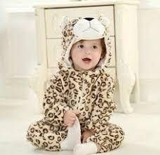 Kids Cheetah Halloween Costume Mini Meow Infant Costume Black Cat Costumes Halloween Dress