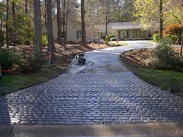 Pictures Of Stamped Concrete Walkways by Dixie Stamped Concrete Inc Driveways