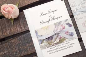 wedding invitations dublin make your own wedding invitations diy wedding inviations