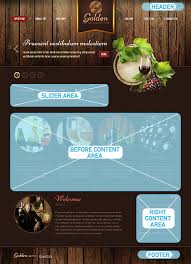 Kosher Champagne Website Design 41895 Golden Wine Collection Custom Website Design