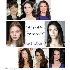 best hair color for deep winters 16 best winter type images on pinterest clear winter colors and