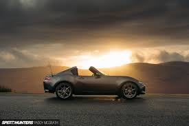 mazda sports car 2017 when slow is fast the mazda mx 5 rf speedhunters