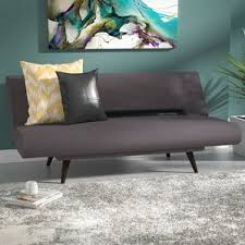Sleeper Sofa Bed Modern Sofa Beds Allmodern