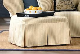 ottoman overstuffed chair and ottoman covers living room with