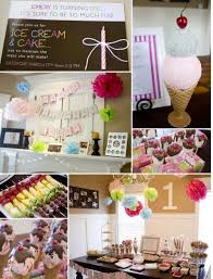 party themes july 106 best vintage girls ice cream party images on pinterest