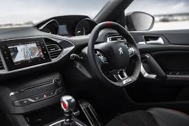 Gti Interior New Peugeot 308 Gti By Peugeot Sport Discover The Compact Sports