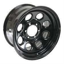 lexus steel wheels cragar soft 8 black wheels 3978960 free shipping on orders over