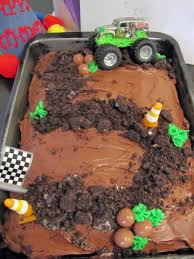 monster jam truck party supplies monster truck themed birthday cake time snippets kid u0027s