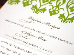 where to wedding registry new registry information on wedding invitations jakartasearch
