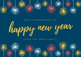 new year card customize 214 new year card templates online canva