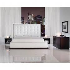 Tufted Leather Headboard Leather Headboards For King Beds Foter