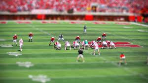 sports tilt shift football 1920x1080px u203a hd wall paper