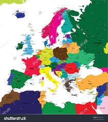 Map Of Europe Political by Map Europe And Asia Europe And Asia Map Quiz Map Europe And