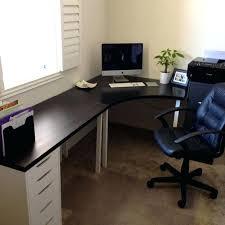 Galant Office Desk Ikea Office Furniture Galant Home Office Corner Desk Furniture For
