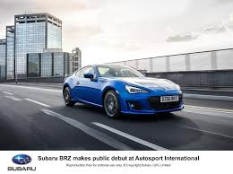 subaru brz spoiler the motoring world the new fully updated subaru brz gets it u0027s uk