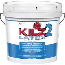 Paint Colors At Home Depot by Kilz 2 2 Gal White Water Based Latex Multi Surface Interior