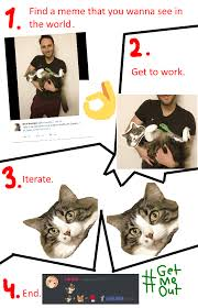 Meme Creation - four 4 step guide to meme creation by zdrijne on deviantart