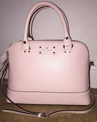 light pink kate spade bag nwt kate spade rachelle wellesley pink bag authentic gorgeous