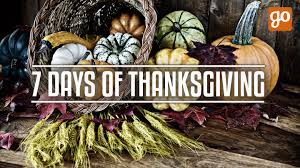 happy thanksgiving in espanol 7 days of thanksgiving the goal of this track is to take you