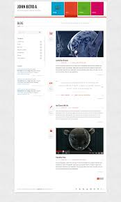 Simple One Page Resume Template Page One Responsive Vcard Cv Resume Wp Theme By Wpamanuke