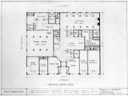 Stanley Hotel Floor Plan by Hotel Floor Plan Home Design Inspiration