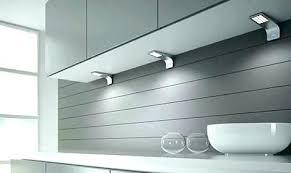 spot led cuisine plat spot encastrable plat pour meuble de cuisine led kit design