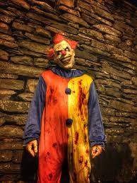 Clown Costumes Halloween Strictly Dancing Stars U0027banned Wearing Killer Clown